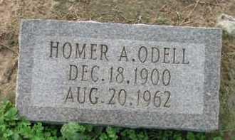ODELL, HOMER A. - Poinsett County, Arkansas | HOMER A. ODELL - Arkansas Gravestone Photos