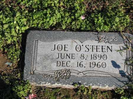 O'STEEN, JOE - Poinsett County, Arkansas   JOE O'STEEN - Arkansas Gravestone Photos