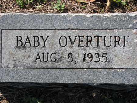 OVERTURF, BABY - Poinsett County, Arkansas | BABY OVERTURF - Arkansas Gravestone Photos