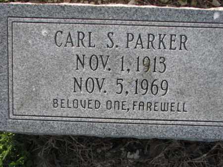 PARKER, CARL S. - Poinsett County, Arkansas | CARL S. PARKER - Arkansas Gravestone Photos