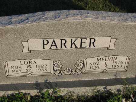 PARKER, LORA - Poinsett County, Arkansas | LORA PARKER - Arkansas Gravestone Photos