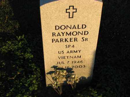 PARKER, SR. (VETERAN VIET), DONALD RAYMOND - Poinsett County, Arkansas | DONALD RAYMOND PARKER, SR. (VETERAN VIET) - Arkansas Gravestone Photos