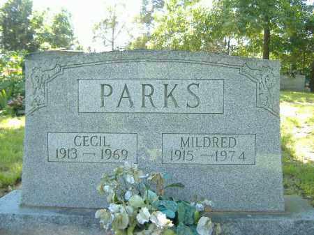PARKS, MILDRED - Poinsett County, Arkansas | MILDRED PARKS - Arkansas Gravestone Photos