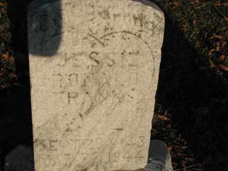 PARKS, JESSIE RONALD - Poinsett County, Arkansas   JESSIE RONALD PARKS - Arkansas Gravestone Photos