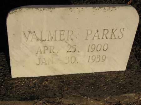 PARKS, VALMER - Poinsett County, Arkansas | VALMER PARKS - Arkansas Gravestone Photos