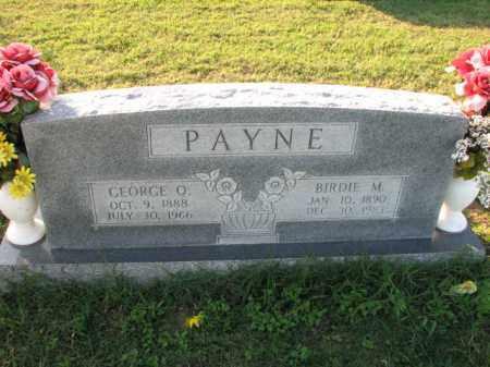 PAYNE, BIRDIE M. - Poinsett County, Arkansas | BIRDIE M. PAYNE - Arkansas Gravestone Photos