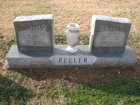 PEELER, BUDDIE - Poinsett County, Arkansas   BUDDIE PEELER - Arkansas Gravestone Photos