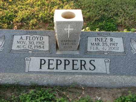 PEPPERS, INEZ R. - Poinsett County, Arkansas   INEZ R. PEPPERS - Arkansas Gravestone Photos