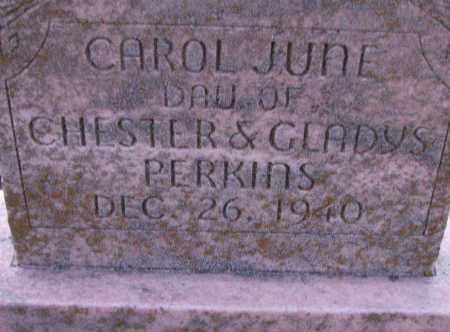 PERKINS, CAROL JUNE - Poinsett County, Arkansas | CAROL JUNE PERKINS - Arkansas Gravestone Photos