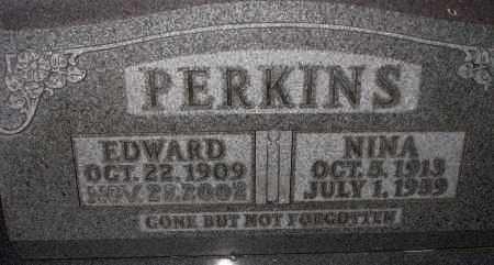 PERKINS, EDWARD - Poinsett County, Arkansas | EDWARD PERKINS - Arkansas Gravestone Photos