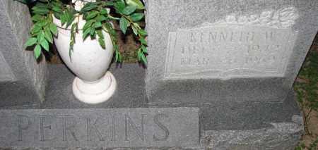 PERKINS, KENNETH - Poinsett County, Arkansas   KENNETH PERKINS - Arkansas Gravestone Photos