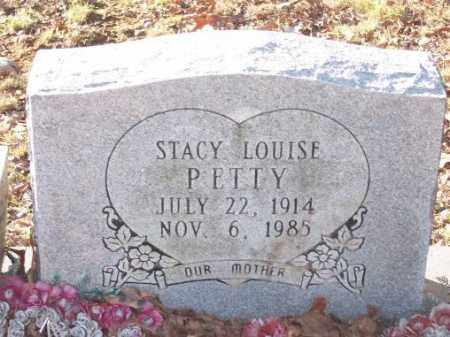 PETTY, STACY - Poinsett County, Arkansas   STACY PETTY - Arkansas Gravestone Photos
