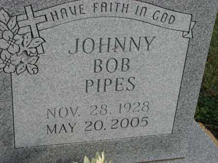 PIPES, JOHNNY BOB - Poinsett County, Arkansas | JOHNNY BOB PIPES - Arkansas Gravestone Photos