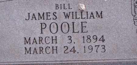 "POOLE, JAMES WILLIAM ""BILL"" - Poinsett County, Arkansas 