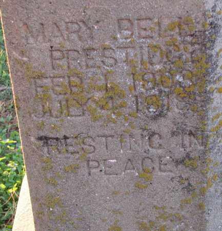 PRESTIDGE, MARY BELL - Poinsett County, Arkansas | MARY BELL PRESTIDGE - Arkansas Gravestone Photos