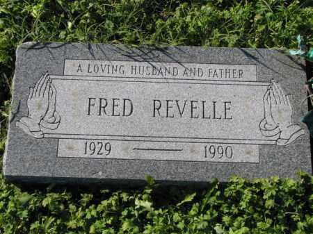 REVELLE, FRED - Poinsett County, Arkansas | FRED REVELLE - Arkansas Gravestone Photos