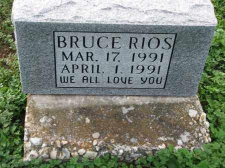RIOS, BRUCE - Poinsett County, Arkansas | BRUCE RIOS - Arkansas Gravestone Photos