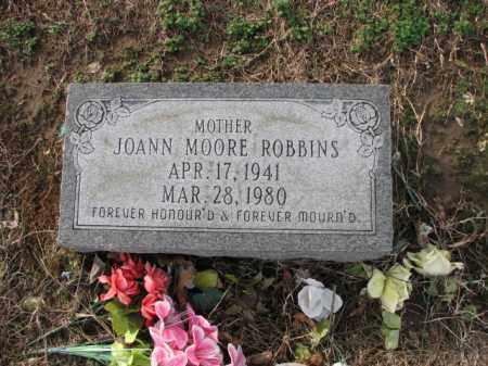 MOORE ROBBINS, JOANN - Poinsett County, Arkansas | JOANN MOORE ROBBINS - Arkansas Gravestone Photos
