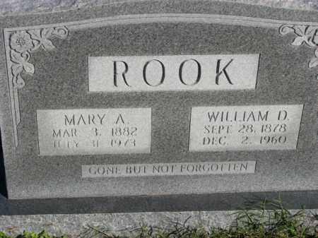 ROOK, MARY A. - Poinsett County, Arkansas | MARY A. ROOK - Arkansas Gravestone Photos