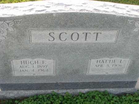 SCOTT, HUGH F. - Poinsett County, Arkansas | HUGH F. SCOTT - Arkansas Gravestone Photos