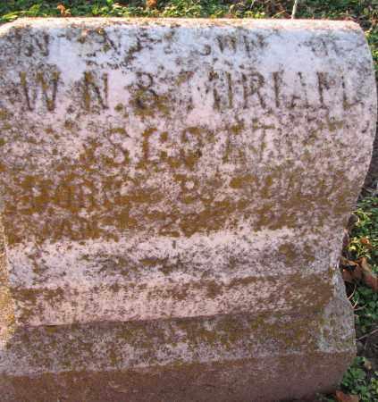 SCOTT, INFANT SON - Poinsett County, Arkansas | INFANT SON SCOTT - Arkansas Gravestone Photos