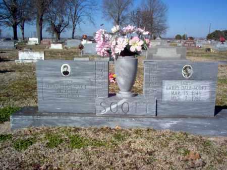 SCOTT, LINDA - Poinsett County, Arkansas | LINDA SCOTT - Arkansas Gravestone Photos