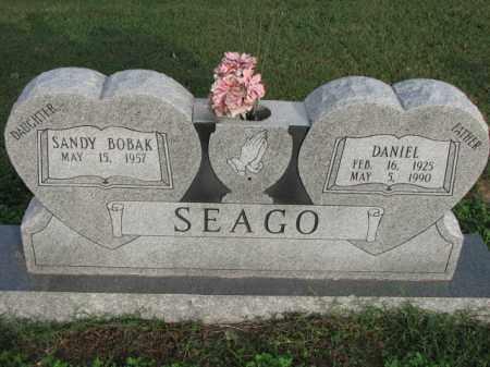 SEAGO, DANIEL - Poinsett County, Arkansas | DANIEL SEAGO - Arkansas Gravestone Photos