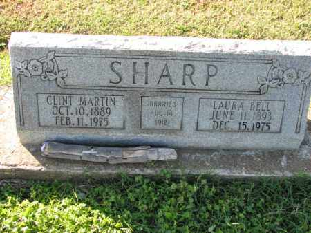 SHARP, CLINT MARTIN - Poinsett County, Arkansas | CLINT MARTIN SHARP - Arkansas Gravestone Photos
