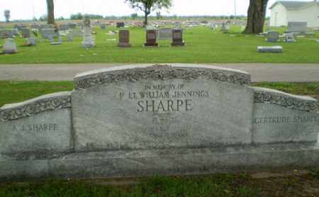 SHARPE FAMILY, MONUMENT - Poinsett County, Arkansas | MONUMENT SHARPE FAMILY - Arkansas Gravestone Photos