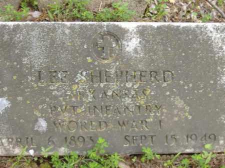 SHEPHERD  (VETERAN WWI), LEE - Poinsett County, Arkansas | LEE SHEPHERD  (VETERAN WWI) - Arkansas Gravestone Photos