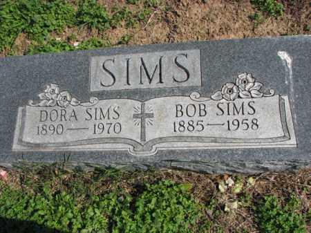 SIMS, DORA - Poinsett County, Arkansas | DORA SIMS - Arkansas Gravestone Photos