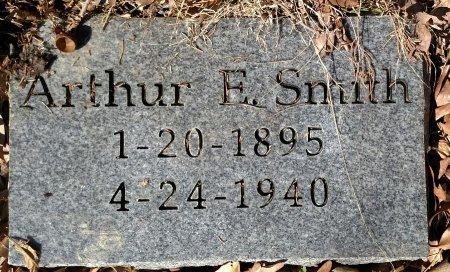 SMITH, ARTHUR E - Poinsett County, Arkansas   ARTHUR E SMITH - Arkansas Gravestone Photos