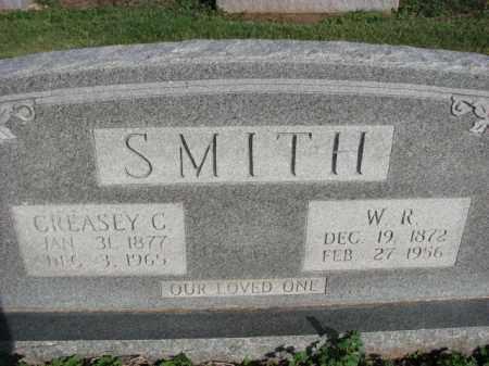 SMITH, CREASEY C. - Poinsett County, Arkansas | CREASEY C. SMITH - Arkansas Gravestone Photos