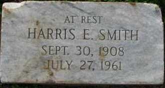 SMITH, HARRIS E. - Poinsett County, Arkansas   HARRIS E. SMITH - Arkansas Gravestone Photos