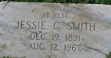 SMITH, JESIE C. - Poinsett County, Arkansas   JESIE C. SMITH - Arkansas Gravestone Photos