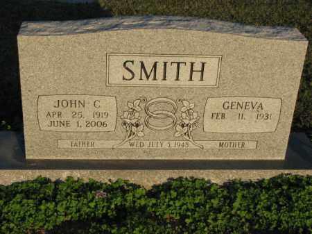 SMITH, JOHN C. - Poinsett County, Arkansas   JOHN C. SMITH - Arkansas Gravestone Photos