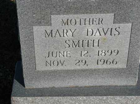 DAVIS SMITH, MARY - Poinsett County, Arkansas | MARY DAVIS SMITH - Arkansas Gravestone Photos