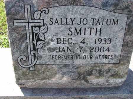 SMITH, SALLY JO - Poinsett County, Arkansas   SALLY JO SMITH - Arkansas Gravestone Photos