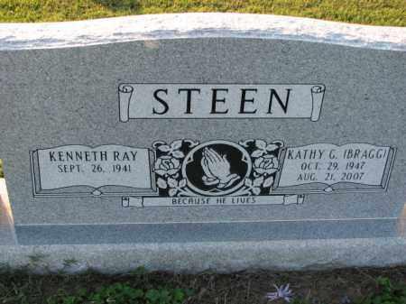 BRAGG STEEN, KATHY G. - Poinsett County, Arkansas | KATHY G. BRAGG STEEN - Arkansas Gravestone Photos