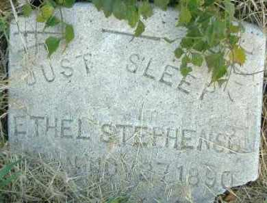 STEPHENSON, ETHEL - Poinsett County, Arkansas | ETHEL STEPHENSON - Arkansas Gravestone Photos