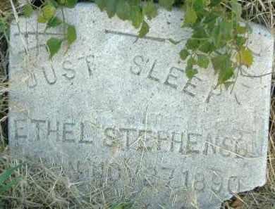 STEPHENSON, ETHEL - Poinsett County, Arkansas | ETHEL STEPHENSON - Arkansas Gravestone Photos