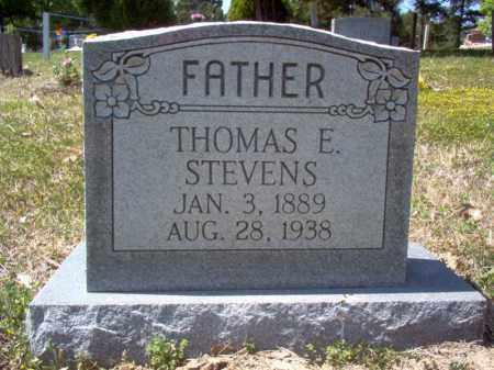 STEVENS, THOMAS E - Poinsett County, Arkansas   THOMAS E STEVENS - Arkansas Gravestone Photos