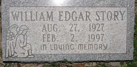STORY, WILLIAM EDGAR - Poinsett County, Arkansas | WILLIAM EDGAR STORY - Arkansas Gravestone Photos