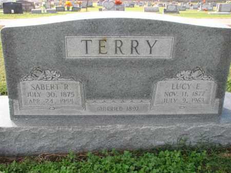 TERRY, SABERT R. - Poinsett County, Arkansas | SABERT R. TERRY - Arkansas Gravestone Photos
