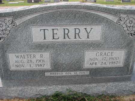 TERRY, GRACE - Poinsett County, Arkansas   GRACE TERRY - Arkansas Gravestone Photos