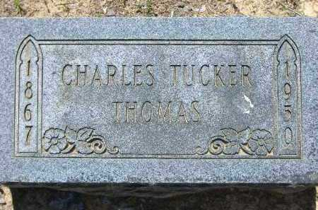 THOMAS, CHARLES TUCKER - Poinsett County, Arkansas | CHARLES TUCKER THOMAS - Arkansas Gravestone Photos