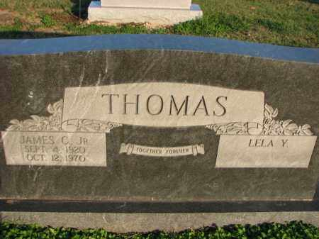 THOMAS, JR., JAMES C. - Poinsett County, Arkansas | JAMES C. THOMAS, JR. - Arkansas Gravestone Photos