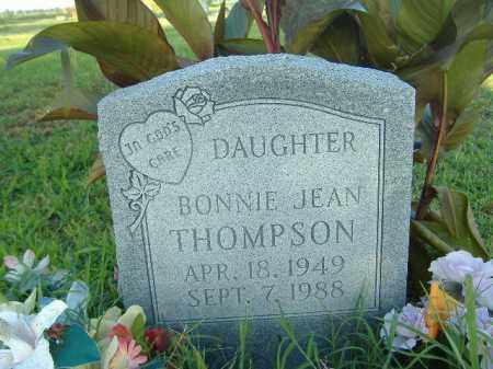 THOMPSON, BONNIE JEAN - Poinsett County, Arkansas | BONNIE JEAN THOMPSON - Arkansas Gravestone Photos