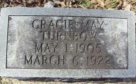 TURNBOW, GRACIE MAY - Poinsett County, Arkansas | GRACIE MAY TURNBOW - Arkansas Gravestone Photos