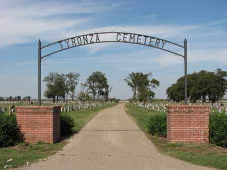 *ENTRANCE,  - Poinsett County, Arkansas |  *ENTRANCE - Arkansas Gravestone Photos